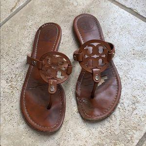 Tory Burch Miller Sandals Flats